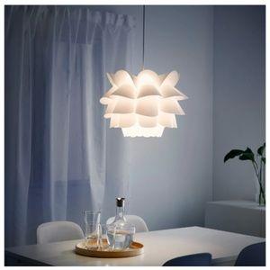 NEW KNAPPA Ikea Pendant Lamp Ceiling White Mod